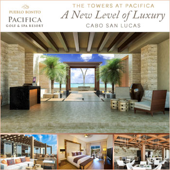 Ultra Luxury Resort on Cabo's Pacific Coastline