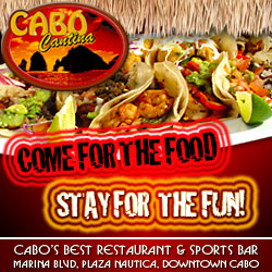 Best Sports Bar Restaurant in Cabo San Lucas