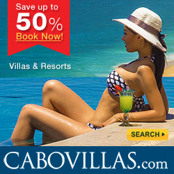 50% Cabo San Lucas Vacations
