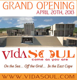 Vida Soul Hotel, Restaurant and Live Music Venue in the East Cape of Baja, Mexico