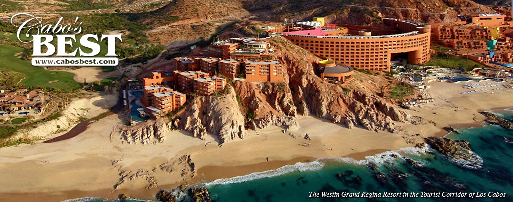 Westin Regina resort in Los Cabos