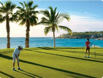 Hilton Los Cabos offers Golf Vacations