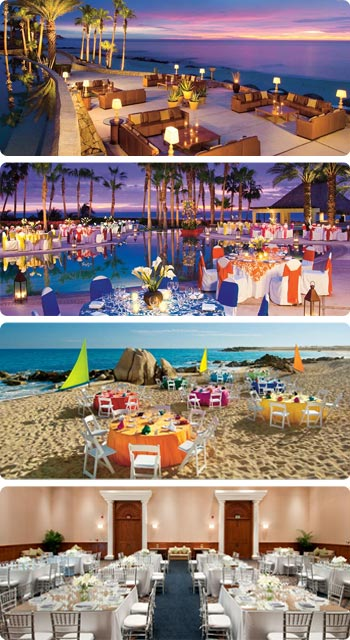 Event and Wedding Venues at Hilton Los Cabos