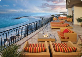 Presidential Penthouse Suite at Hilton Los Cabos