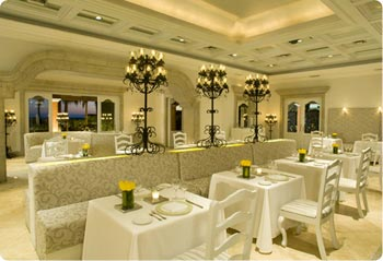 Portofino Italian restaurant at Dreams Los Cabos