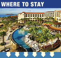 Best hotels and resorts in Cabo
