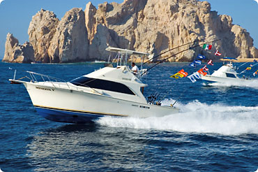 Charter fishing in Cabo San Lucas