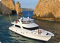 Yacht rentals available in Cabo San Lucas