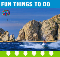 Activities, tours in Cabo San Lucas